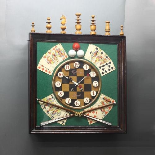 Wall clocks - Jacques Nève