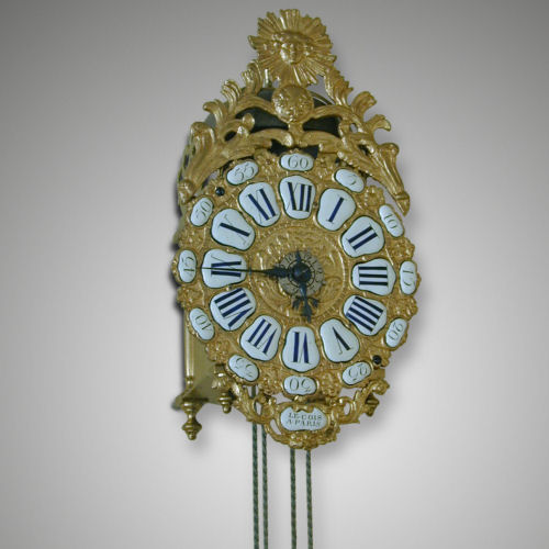 Lantern And Provincial Clocks Jacques N 232 Ve